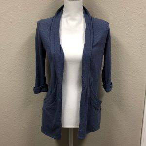 Silence and Noise Open Face Cardigan